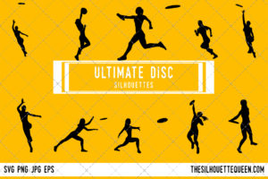 Ultimate Disc silhouette