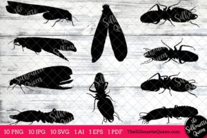 Termite Insect svg