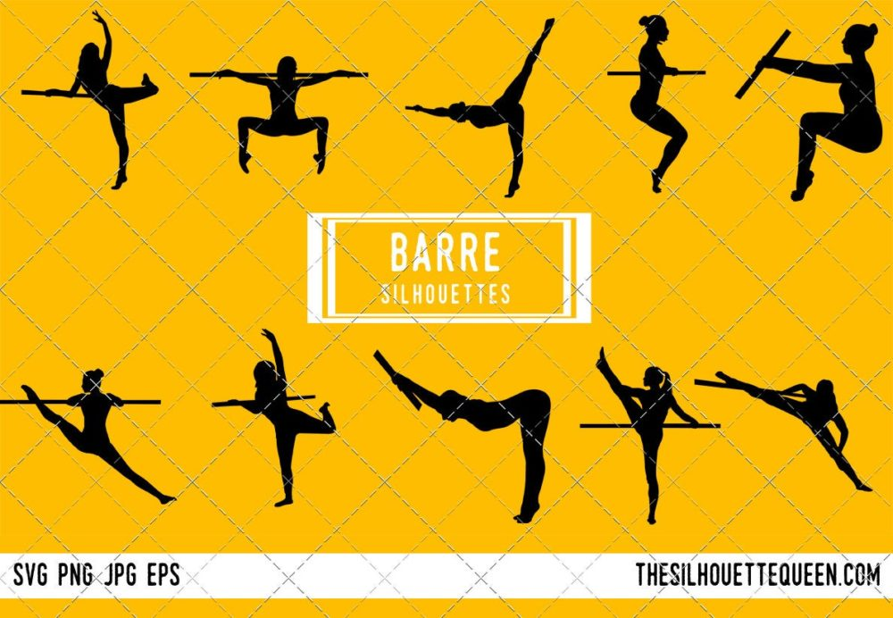 Barre SVG Bundle