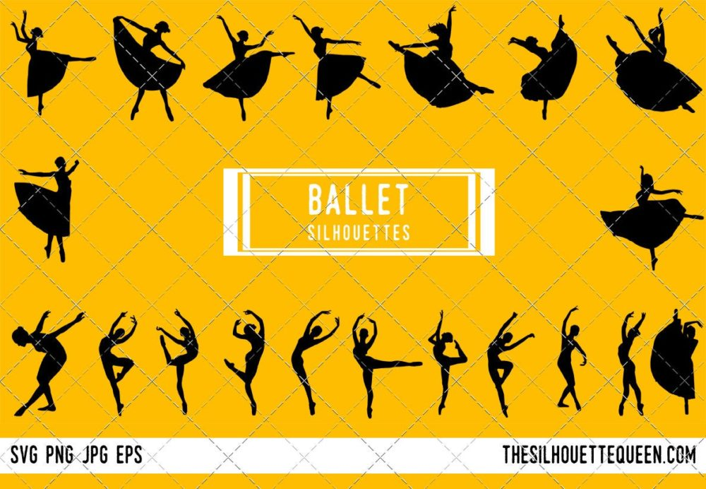 Ballet Dancer Bundle