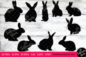 Rabbit svg