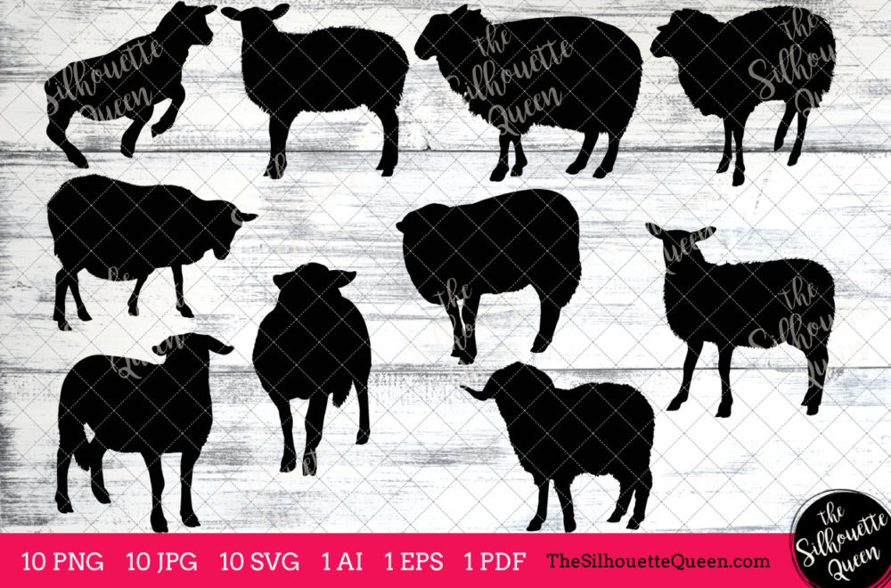 Sheep svg