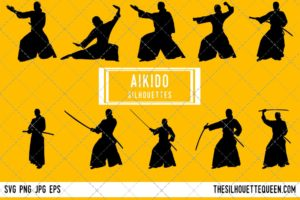 Aikido SVG Bundle