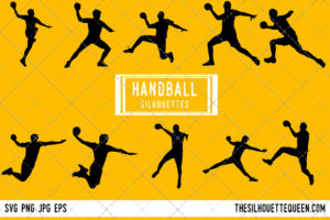 Handball SVG Bundle
