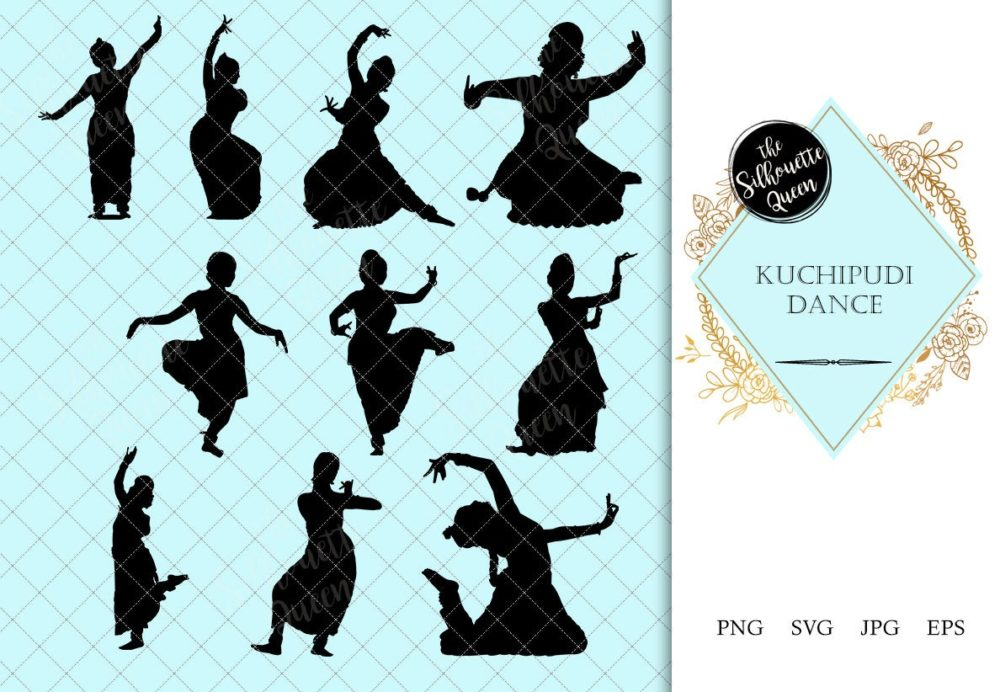 Kuchipudi  Dancer Bundle