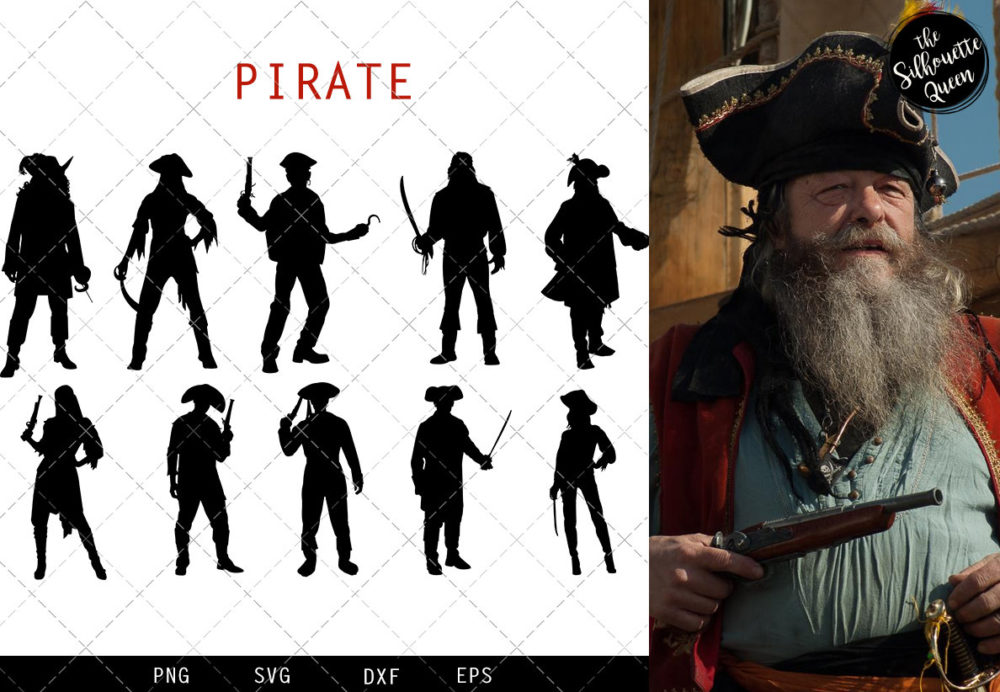 Pirate svg file