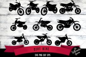 Dirt Bike svg file