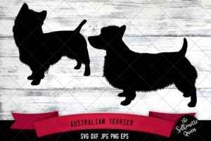 Australian Terrier SVG Files