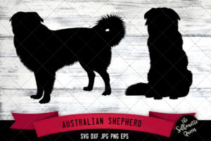 Australian Shepherd SVG Files