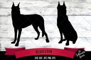Beauceron SVG Files