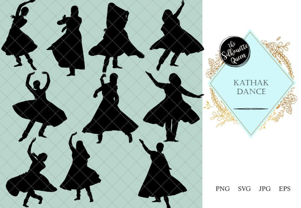 Kathak Dancer Bundle
