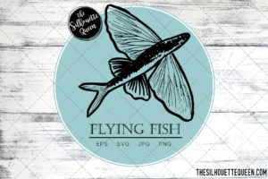 Flying Fish Fish