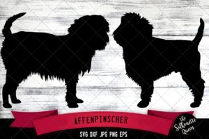 Affenpinscher SVG Files
