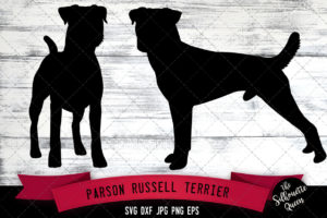 Parson Russell Terrier SVG Files