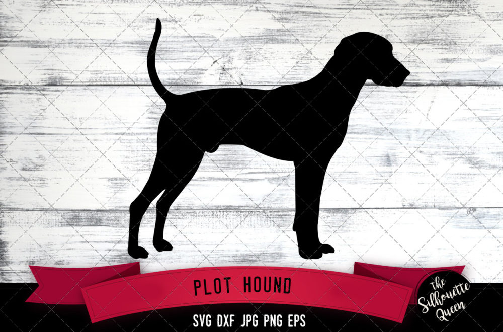 Plot Hound SVG Files