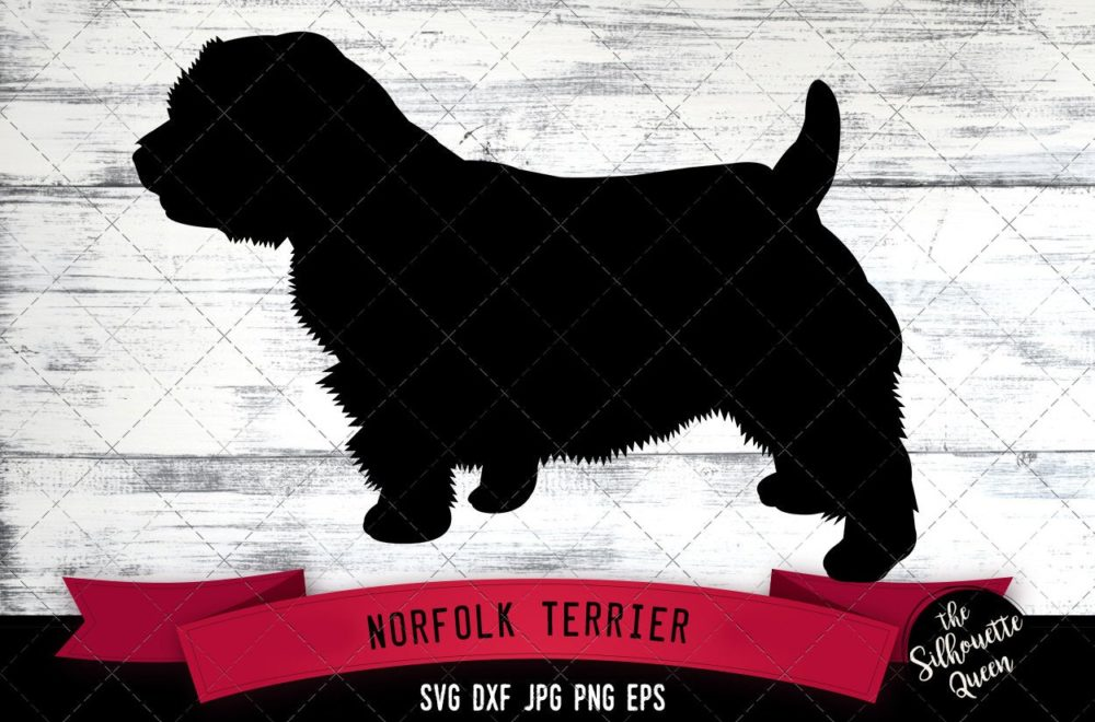 Norfolk Terrier SVG Files