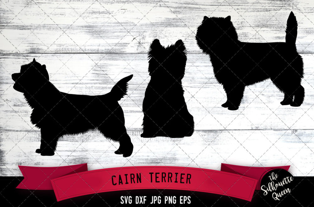 Cairn Terrier SVG Files