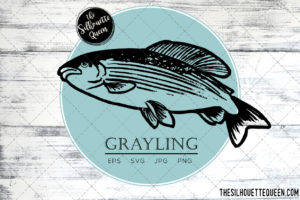 Grayling Fish