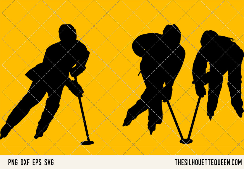 Ringette SVG Bundle for Cutting