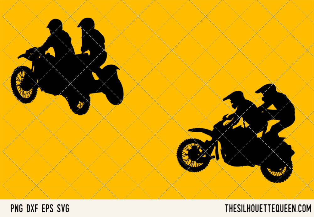 Sidecar Cross SVG Bundle for Cutting