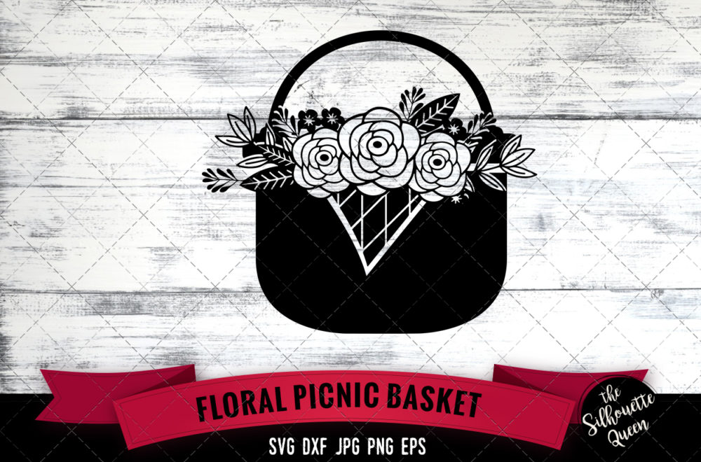 Basket SVG file