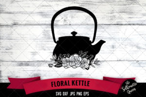 Kettle SVG file
