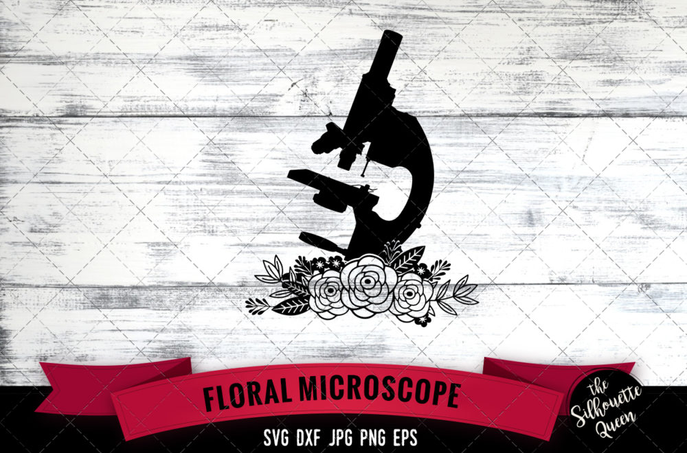 Microscope SVG file
