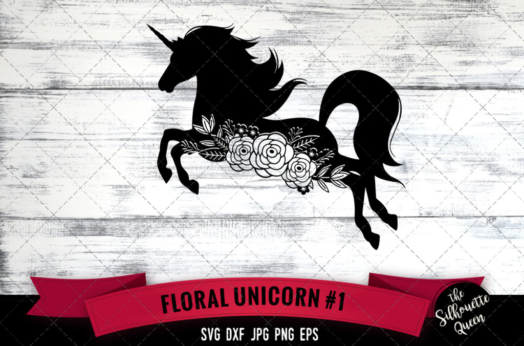 Unicorn 1 SVG file