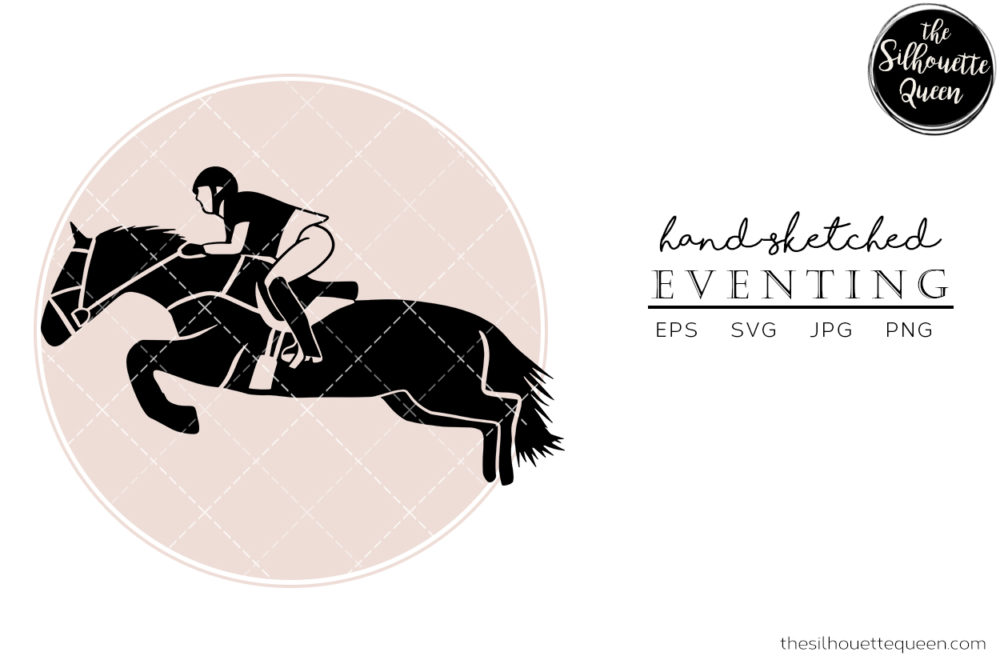 Hand drawn Eventing 2  Vector Sketch