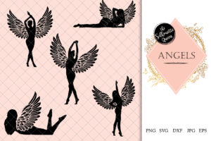 Angel Svg