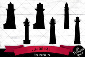 Lighthouses svg