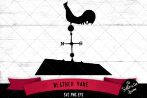Weather vane svg