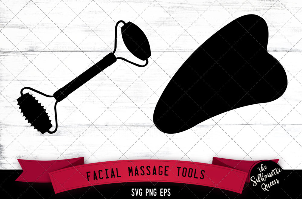 Facial tools svg